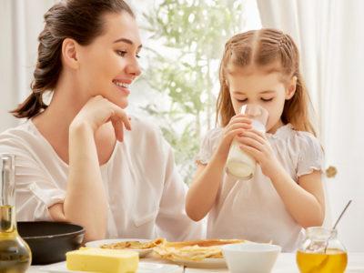 Bones development foods for children